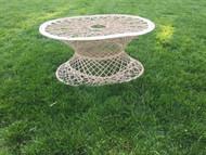 Fiberglass coffee table