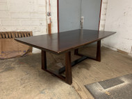 Crate barrel dining table