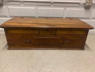 Cedar chest bench