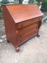 mahogany empire secretary
