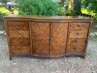 11 Drawer walnut dresser/buffet