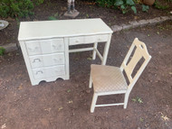 Stanley desk and chair
