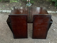 Vintage Asian 9ft dining table