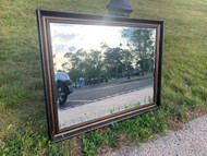 Oil rubbed bronze lightweight mirror