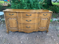 Light Cherry french provincial buffet