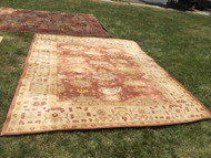 8' x 10' pottery barn Colette collection area rug