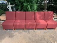 5 piece modular seating