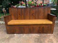 Vintage Pine bench