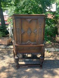 Jacobean cabinet