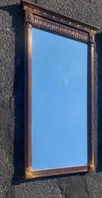 22 x 45 gold mirror