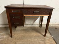 Mid century modern hide away desk
