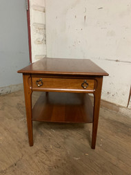 mid century modern mersman end table