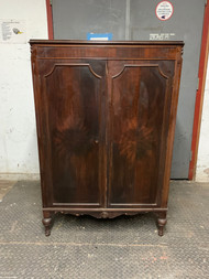 Depression walnut armoire