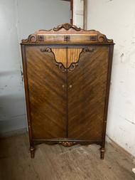 Antique depression armoire
