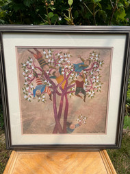 """""""Children of the World"""" Lithograph by Graciela Rodo Boulanger"""
