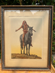 """""""Appeal to the Great Spirit"""" by Dallin"""