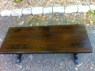 Early American Pine Coffee Table