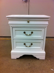 Shabby Chic Lexington Nightstand in Lace