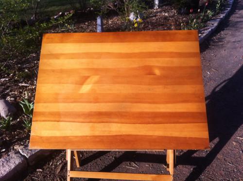 Vintage Saxon Drafting Table Forgotten Furniture