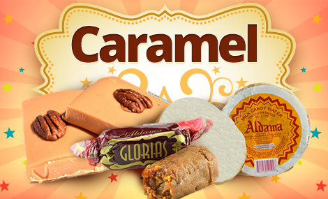 Caramel Mexican Candy