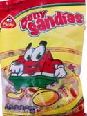 Beny Sandias, Star Line Watermelon Flavor Mini Lollipops with Chili.