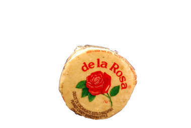 Mazapan is a peanut based candy.. A delicious round chewy candy made of crushed peanuts. Mazapan is a typical Mexican candy for all occasions.