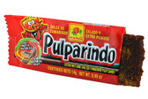 Pulparindo Mexican Candy by De la Rosa brings out all the sour, sweetness of the creamy tamarind pulp inside a bar-shaped candy.