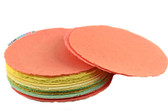 Enjoy delicious wafers, in Spanish oblea. Wheat flour wafers artificially colored.  Most of the people enjoy it plain, but it can be combined with something else like cajeta. Obleas are traditional Mexican snacks and are made only with wheat flour, water, corn oil, and artificial colors. Cajeta is a Mexican specialty usually made with goat's milk (leche de cabra).
