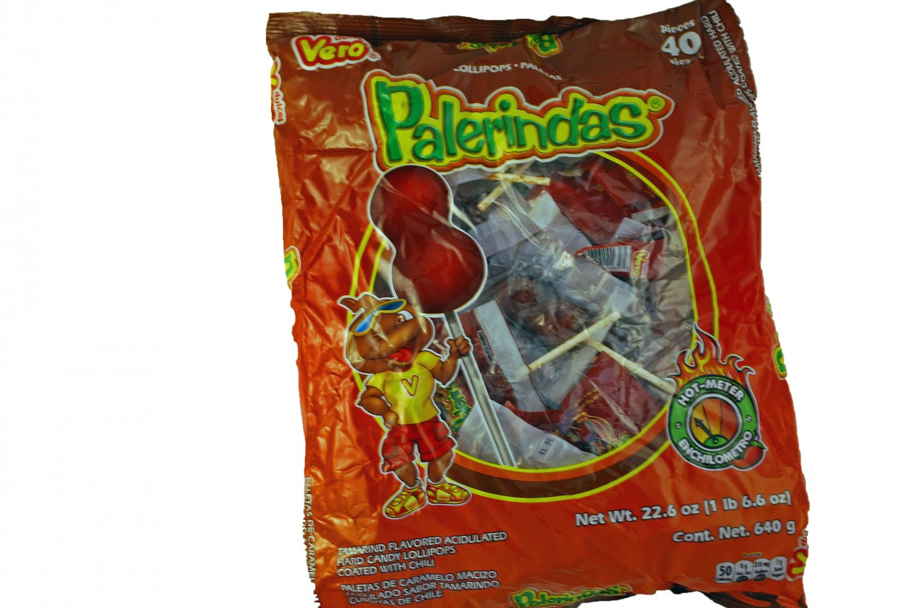 Vero Palerindas 40-Piece Pack Count - My Mexican Candy