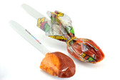 Zumba Pica Cuchara is a delicious soft candy mixtured of Tamarind and Mango, a perfect delicacy of sweet and spicy!