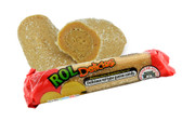 Delicias Rollo de Guayaba is a really tasty and popular mexican candy. It is made of Guava fruit, sugar, honey and quince making it a delicious Guava candy roll.