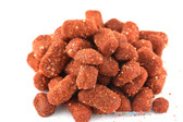 Chucu Pulp is a delicious and spicy snack. This Snack is really similar to the Chaca Chaca but this one is fully made of a really tasty fruit pulp mixed with salt and hot chili.