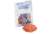 Miguelito is a really tasty chamoy flavored powder. You can use Miguelito Chamoy Powder as a spicy desert topping for different fruits and snacks.