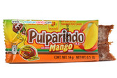 Pulparindo is a hot and salted tamarind pulp with mango essense. It is a salty, sweet and spicy candy all together in one. Pulparindo is covered with a delicious powdered sugar.