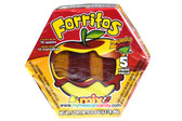 Zumba Pica Forritos a tasty candy topping perfect for apples, lollipops, gummies or any type of fruit. Thanks to the delicious, fruity, sweet and spicy flavor it has.