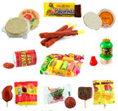 Classic Mexican Candy Mix Box  52-Pieces
