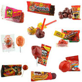 This box brings you the most Top Hot Mexican Candies. The box contains 36 mix pieces of the most popular and spicy candies such as Pulparindo Extra Spicy, Rellerindos and much more.