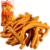 Churritos El Leoncito are some thin, tasty crispy salty sticks and is the perfect snack to accompany with lemon, chili or a hot sauce.