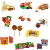 Tamarind Mexican Candy Mix Bag 52-Pieces