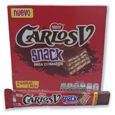 Carlos V Snack 15-Pieces