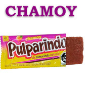 De la Rosa Pulparindo is a soft candy bar very popular in Mexico. This candy is made with a hot and salted chamoy pulp. Pulparindo has a sweet, salted and spicy flavor.