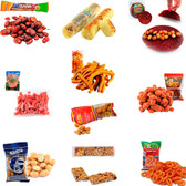 Mexican Snacks Mix Box 20-Pieces