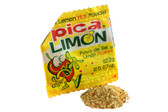 Delicious and Spicyness in one product. This tasty powder has the rich combination of Salt, Lemon and Hot Powder!