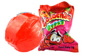 Beny Locochas Fresa has the delicious fruity flavor of a strawberry and also the rich spicy chili in the middle. This hard ball-shaped candy brings with it the perfect mixture of sweet and spiciness!