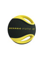 Diaphragm Cover Second Stage Oceanic Alpha 8 - Yellow & Black