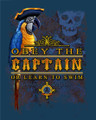 Amphibious Outfitters T-Shirt - Captain's Law - Obey the Captain