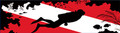 "Scuba Diving Bumper Decal Sticker ""Cave Diver"""