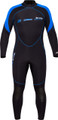 Bare S-Flex Full Men's Full 7mm Scuba Diving Wetsuit (USED) XL