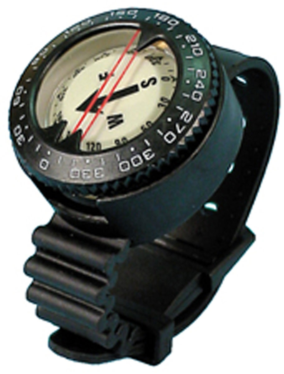 photo How to Use an Underwater Compass