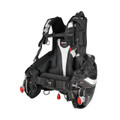 Mares Prestige SLS Dive Scuba Diving Men's BCD Buoyancy Compensator White
